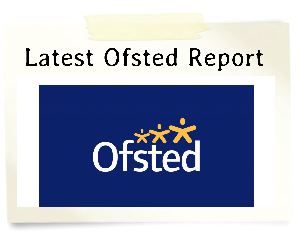 Latest Ofsted Report