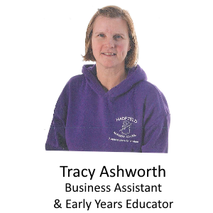 Tracy Ashworth