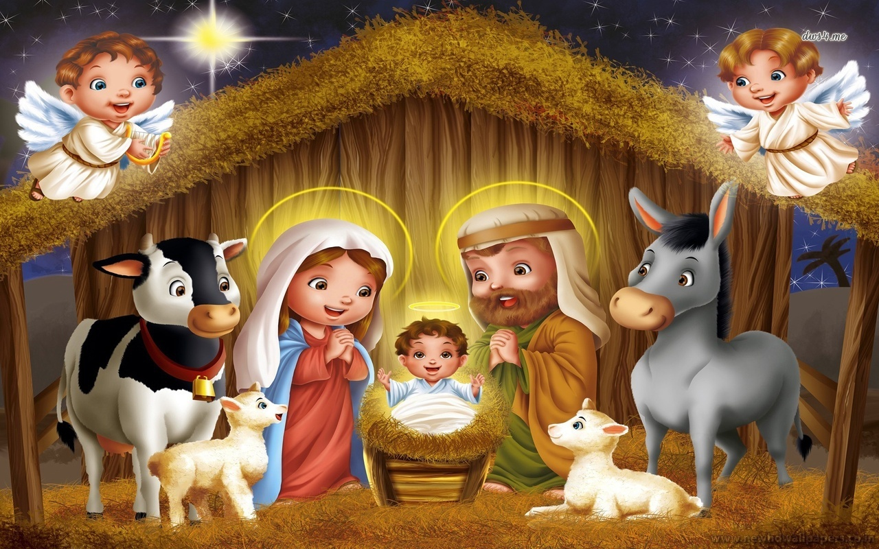 4. The Nativity song